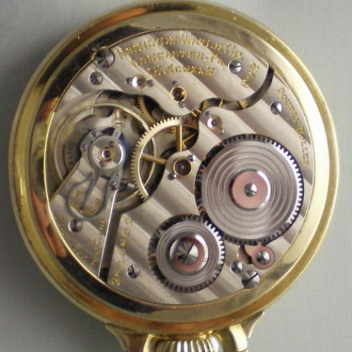 Image of Hamilton 992E #2610602 Movement