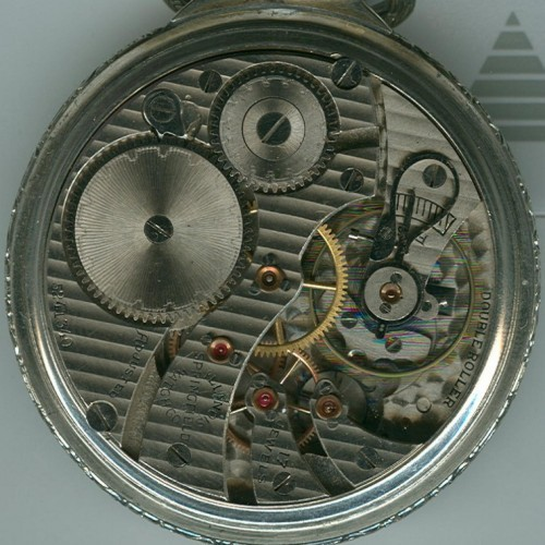 Illinois Grade 305 Pocket Watch