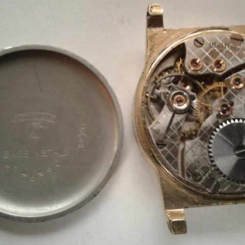 Waltham Grade No. 567 Pocket Watch Image