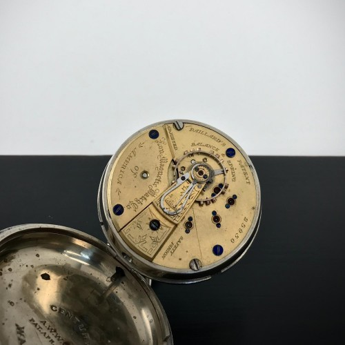Non-Magnetic Watch Co. Grade PAILLARD'S PATENT Pocket Watch Image
