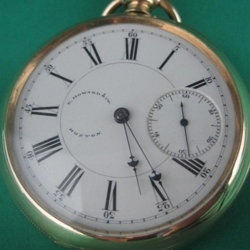Howard Pocket Watches