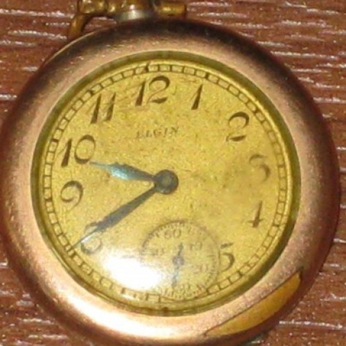 Elgin Grade 431 Pocket Watch Image