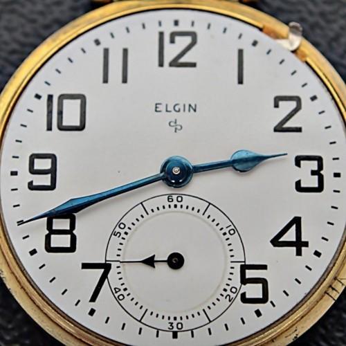 elgin pocket serial number lookup identification