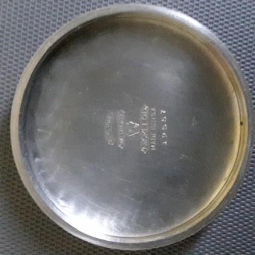 Elgin Grade 480 Pocket Watch Image