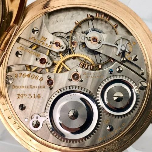 Hampden Grade No. 314 Pocket Watch Image