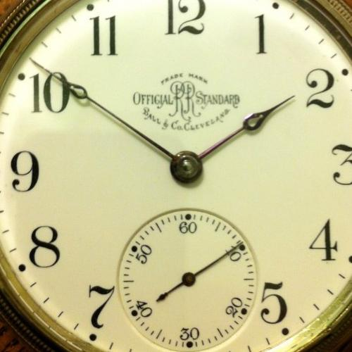 Hamilton Grade 999 Pocket Watch Image
