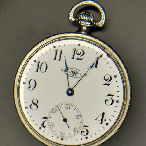 Ball - Waltham Grade Official Standard Pocket Watch Image