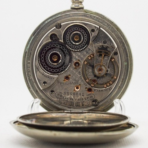Image of Waltham Riverside #7018335 Movement