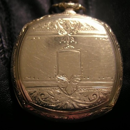 Ball - Elgin Grade  Pocket Watch Image