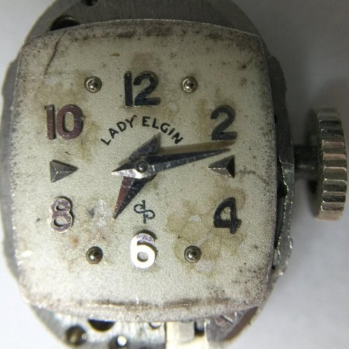 Elgin Grade 655 Pocket Watch Image