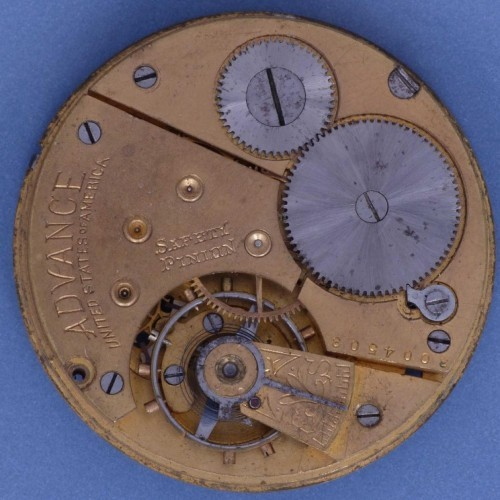 Image of Trenton Watch Co.  #3004503 Movement