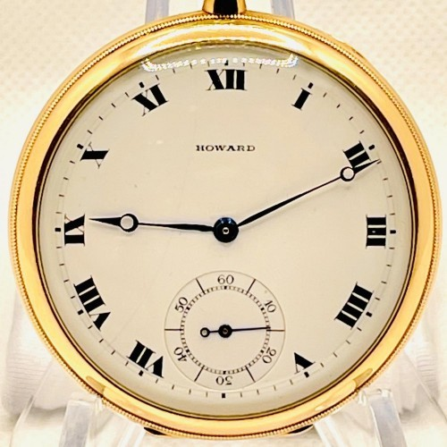E. Howard Watch Co. (Keystone) Grade Series 7 Pocket Watch Image