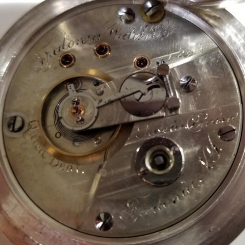 Fredonia Watch Co. Grade  Pocket Watch Image