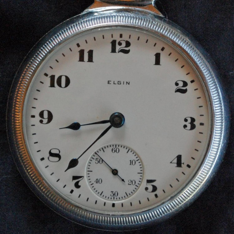 Image of Elgin 288 #21631106 Dial