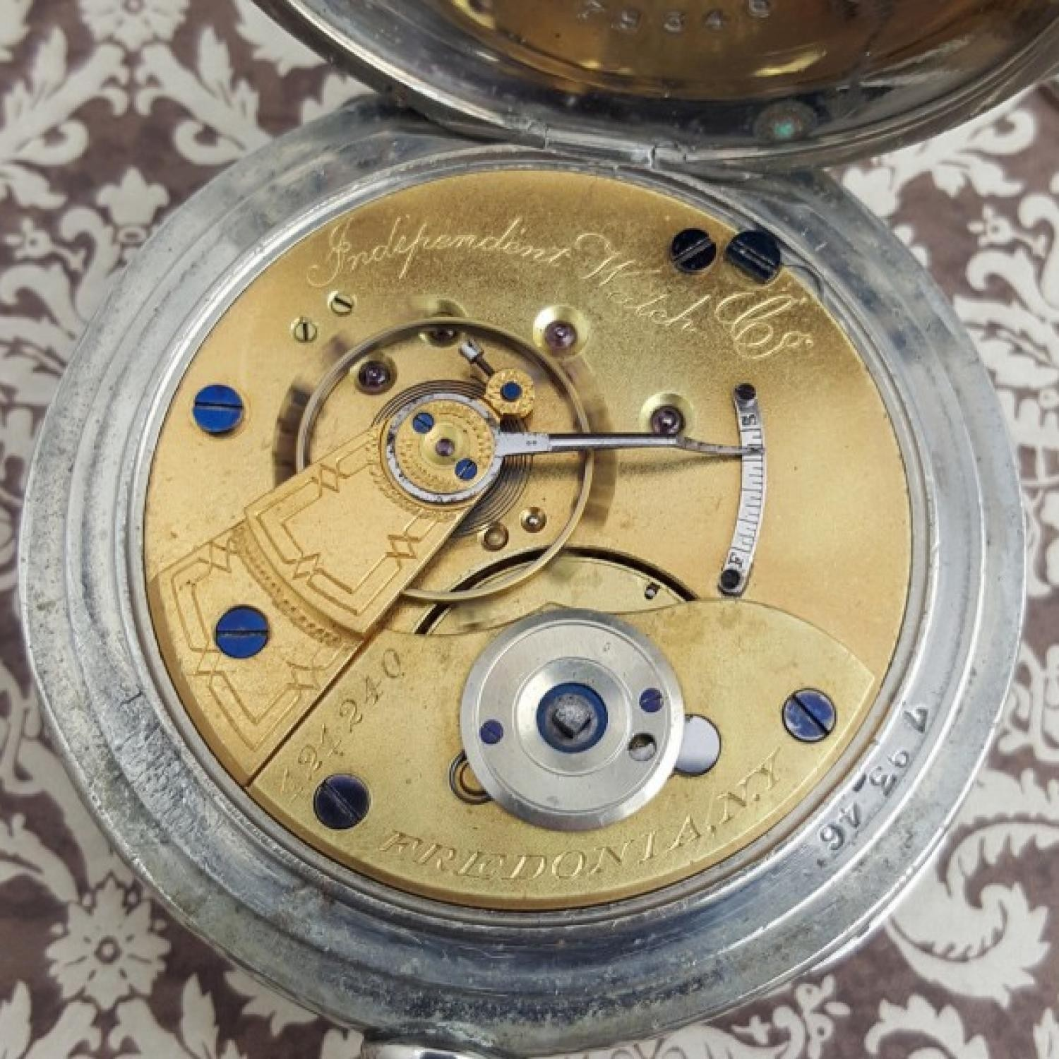 Image of Independent Watch Co.  #121240 Movement