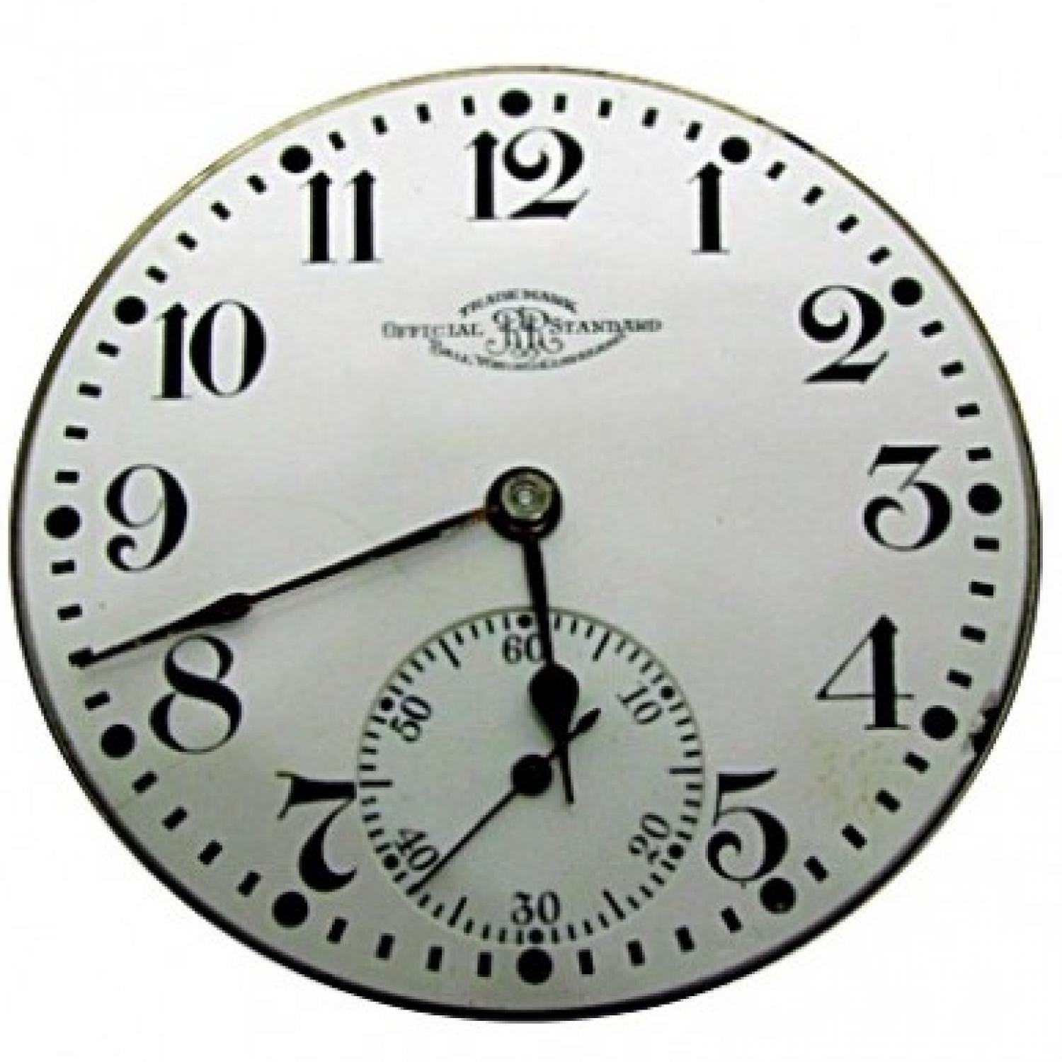 Image of Ball - Waltham Official Standard #B230629 Dial