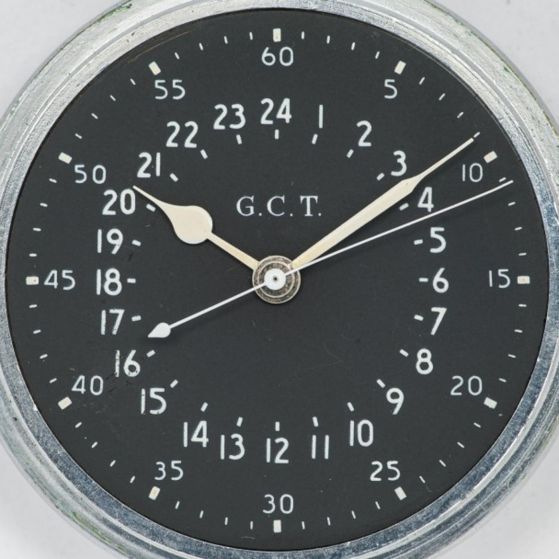 Image of Hamilton 4992B #4C100575 Dial