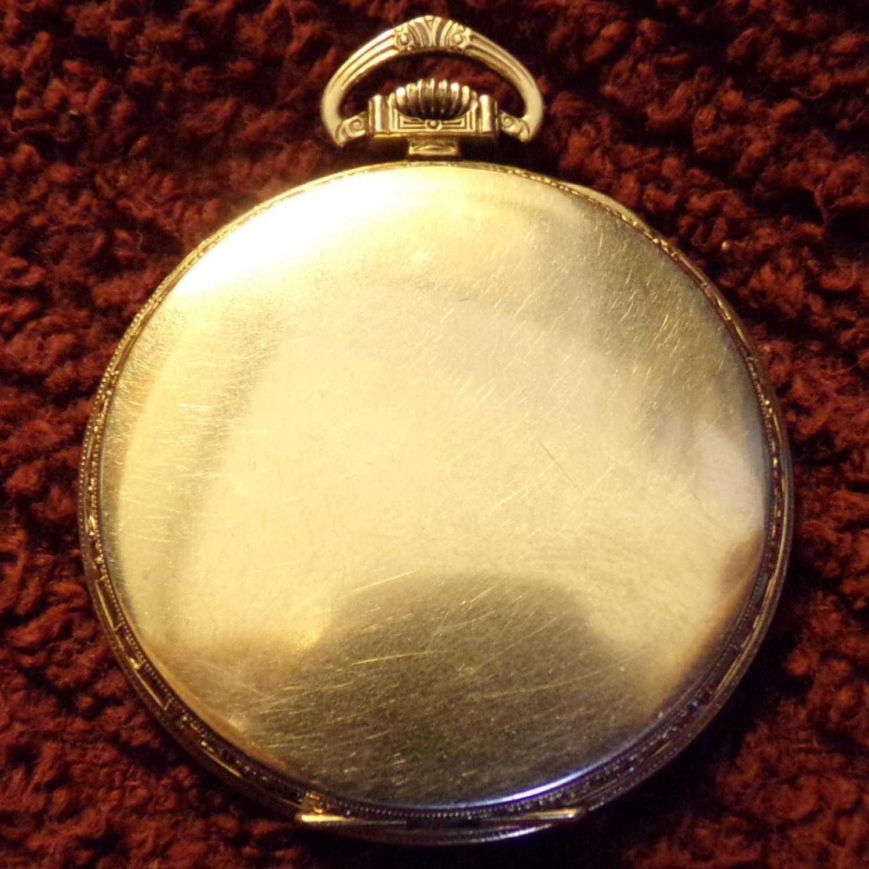 Image of E. Howard Watch Co. (Keystone) Series 12 #26030 Case