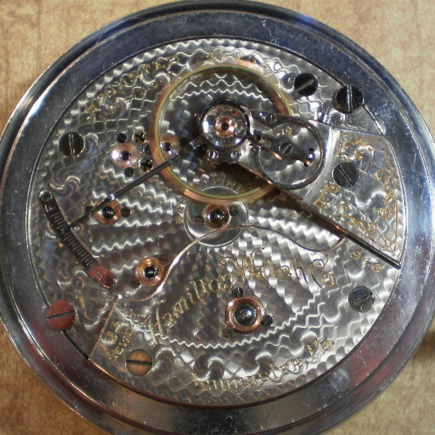 Image of Hamilton 946 #471510 Movement