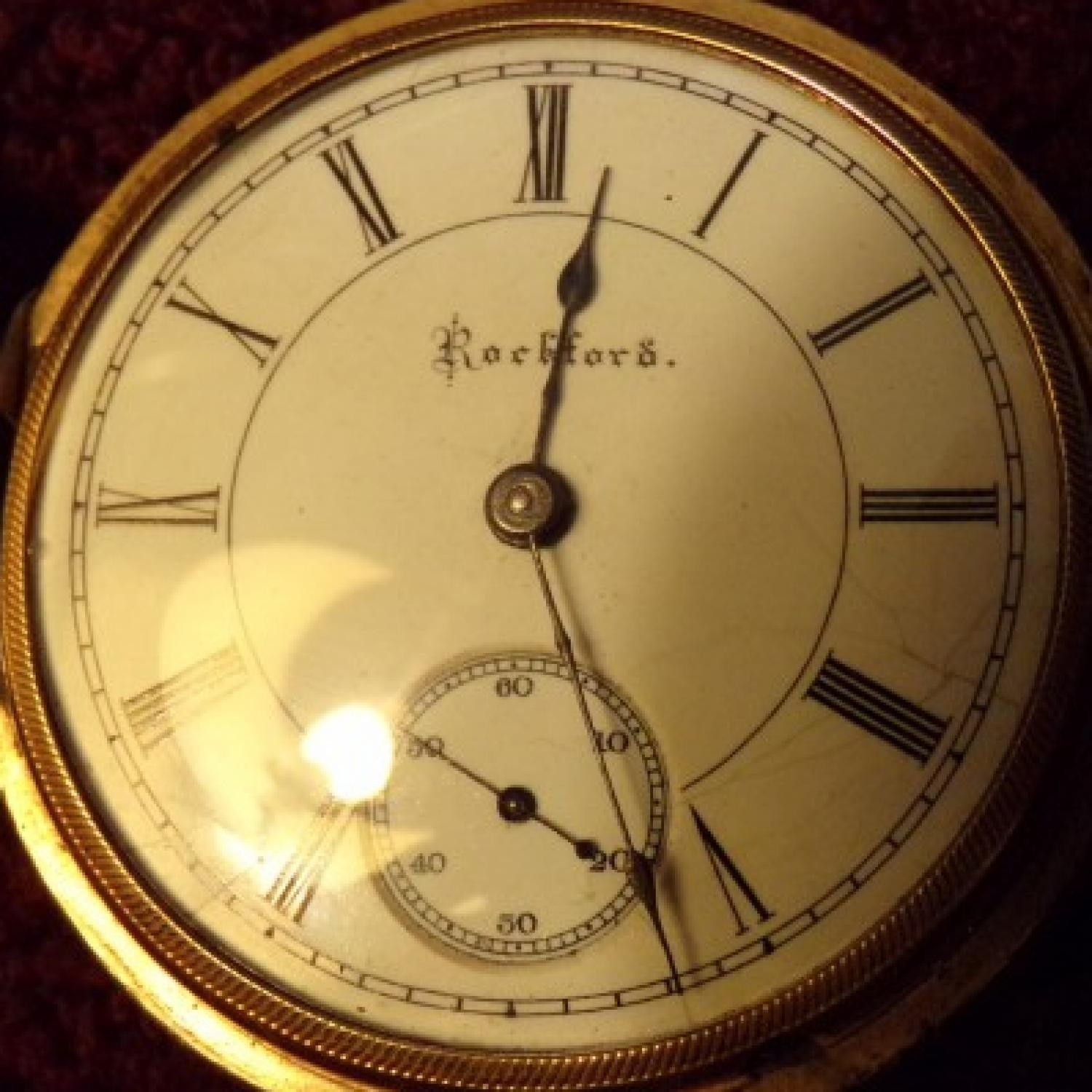 Image of Rockford 83 #313224 Dial