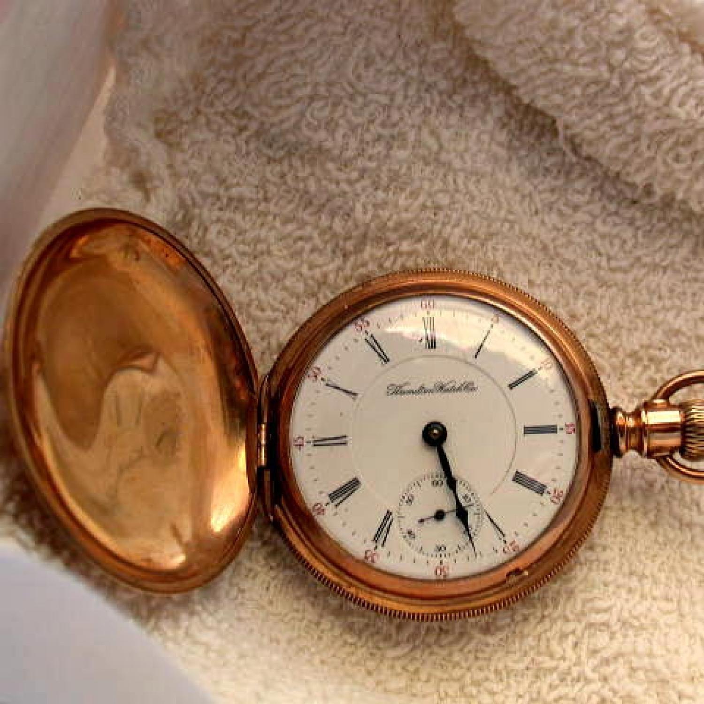 Image of Hamilton 937 #1730 Dial