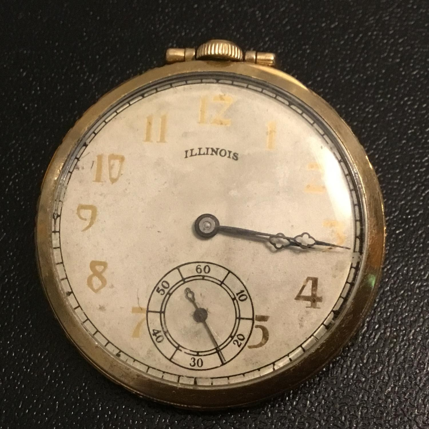 Image of Illinois 522 #4922051 Dial