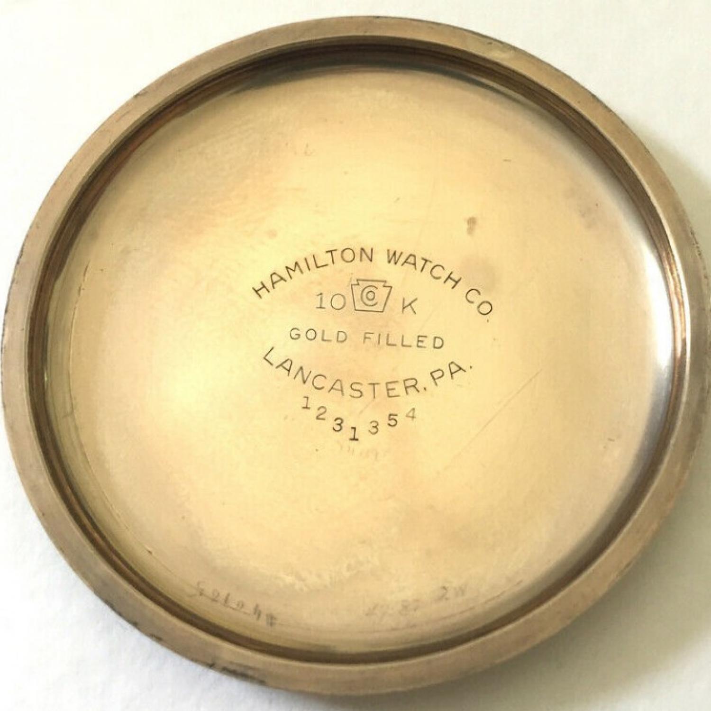 Image of Hamilton 992B #C4126 Case