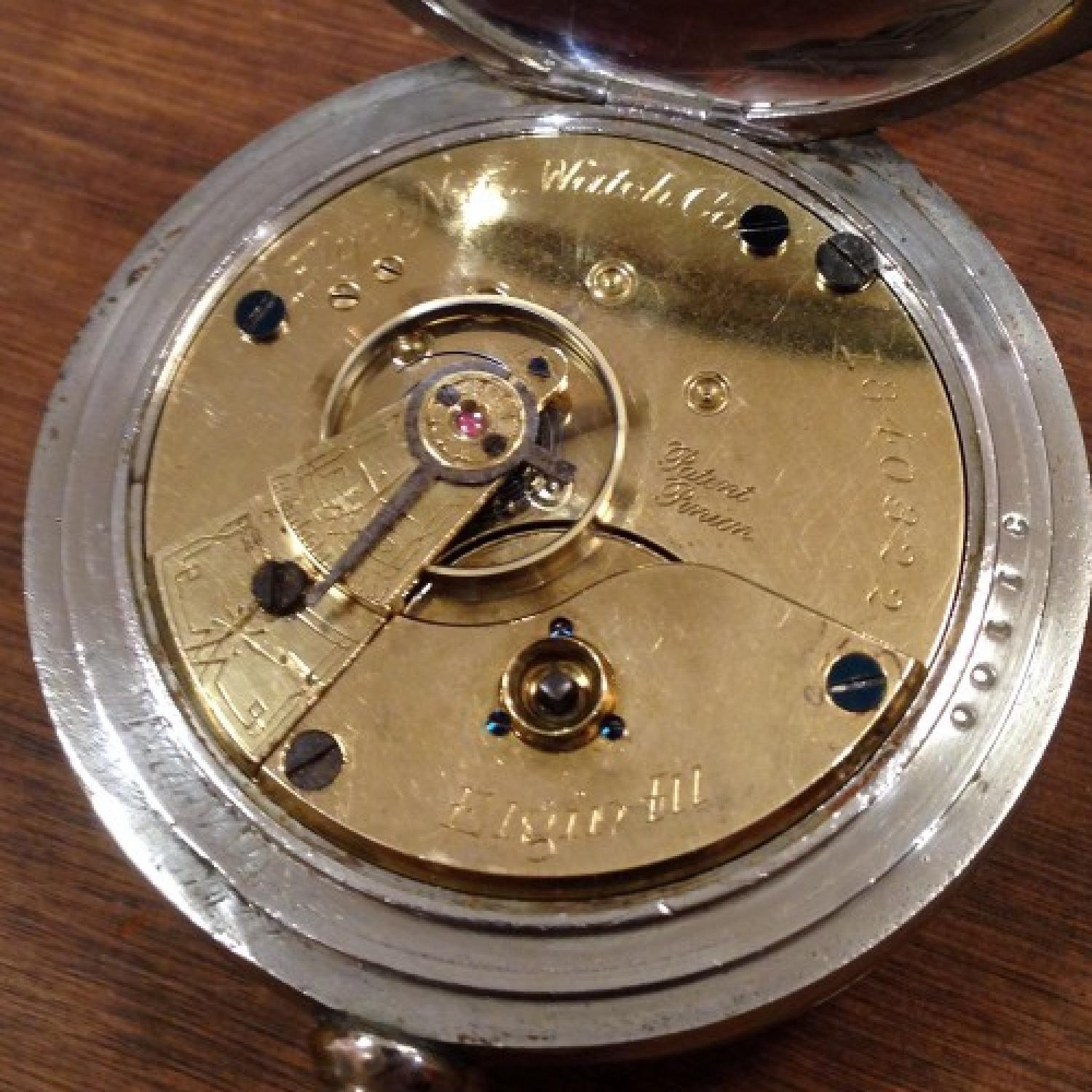 Image of Elgin 97 #1840322 Movement