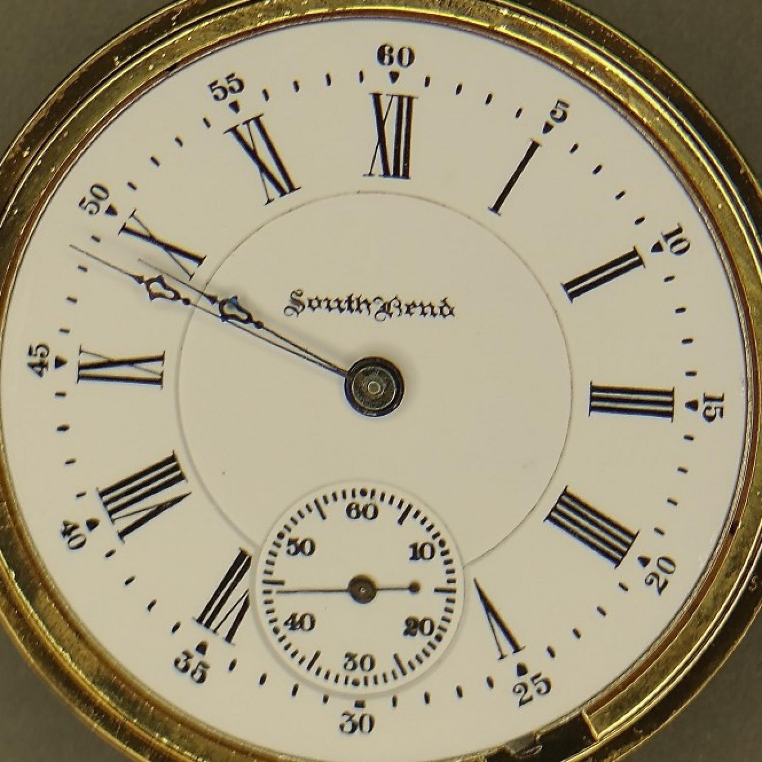 Image of South Bend 340 #398902 Dial