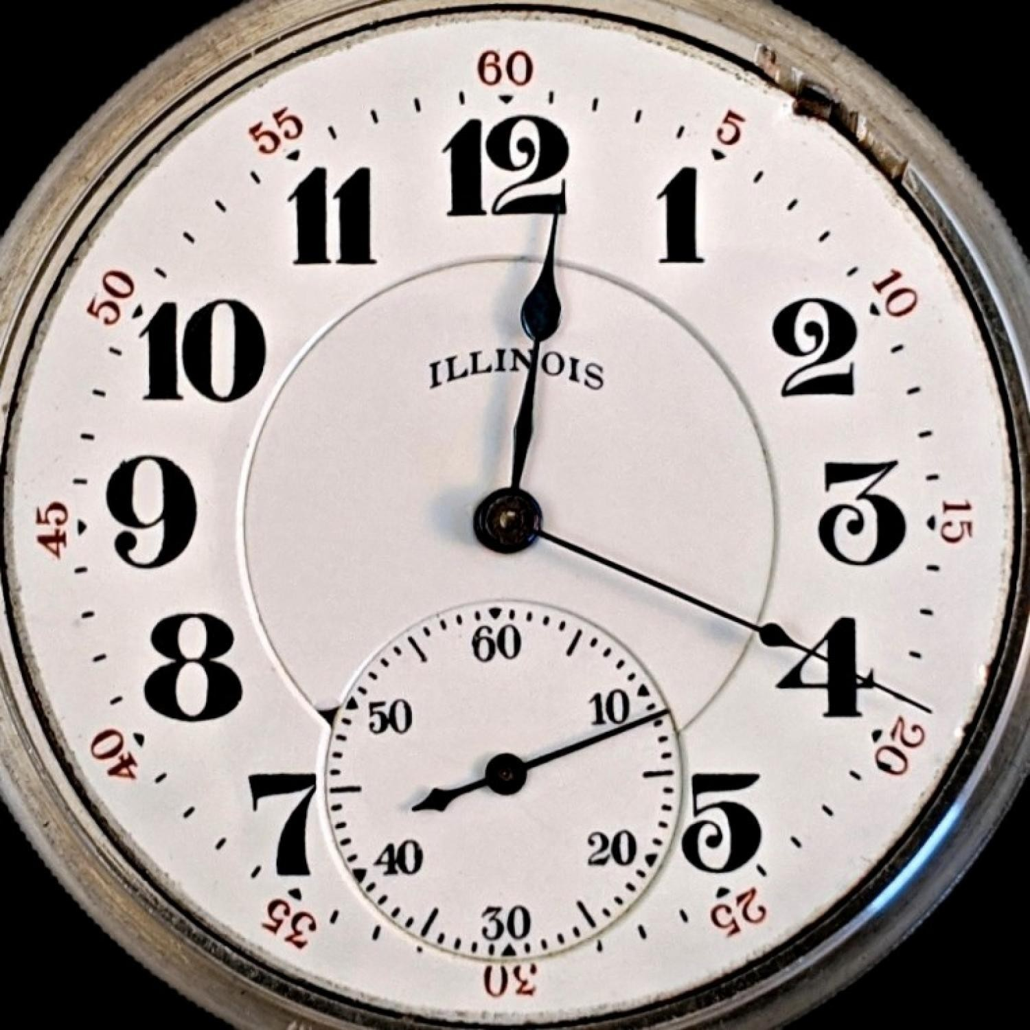 Image of Illinois 801 #4363285 Dial