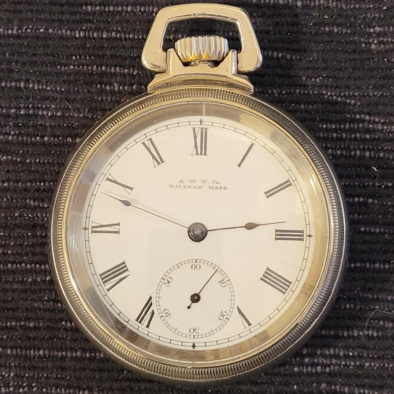 Image of Waltham Traveler #19333561 Dial