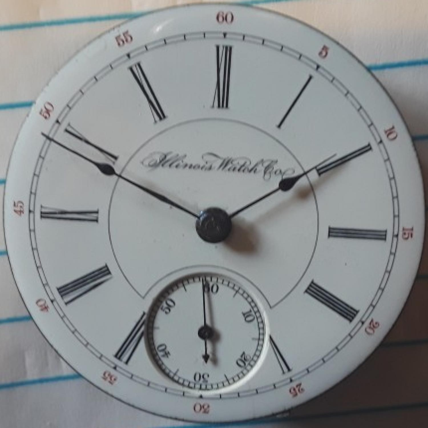 Image of Illinois 101 #1232661 Dial
