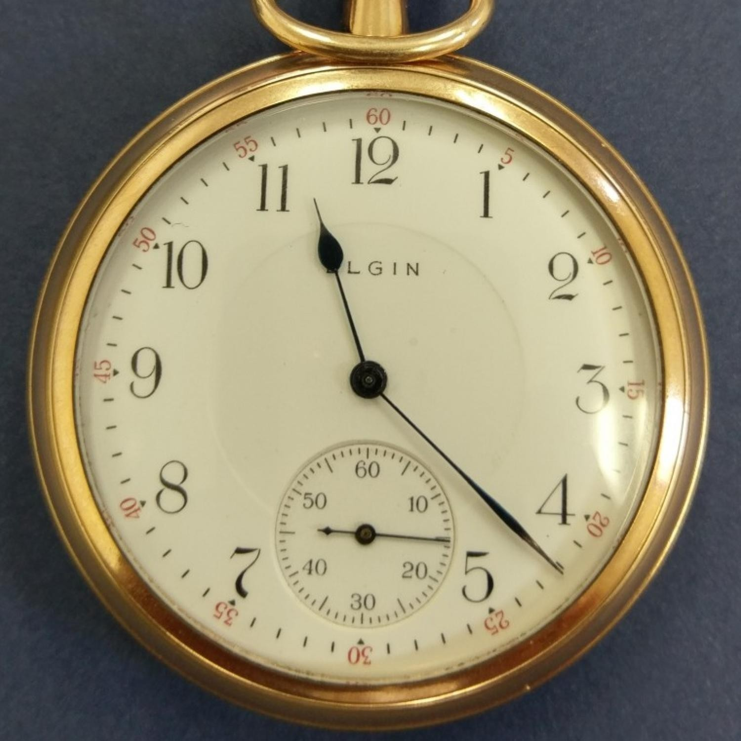 Image of Elgin 387 #23192340 Dial