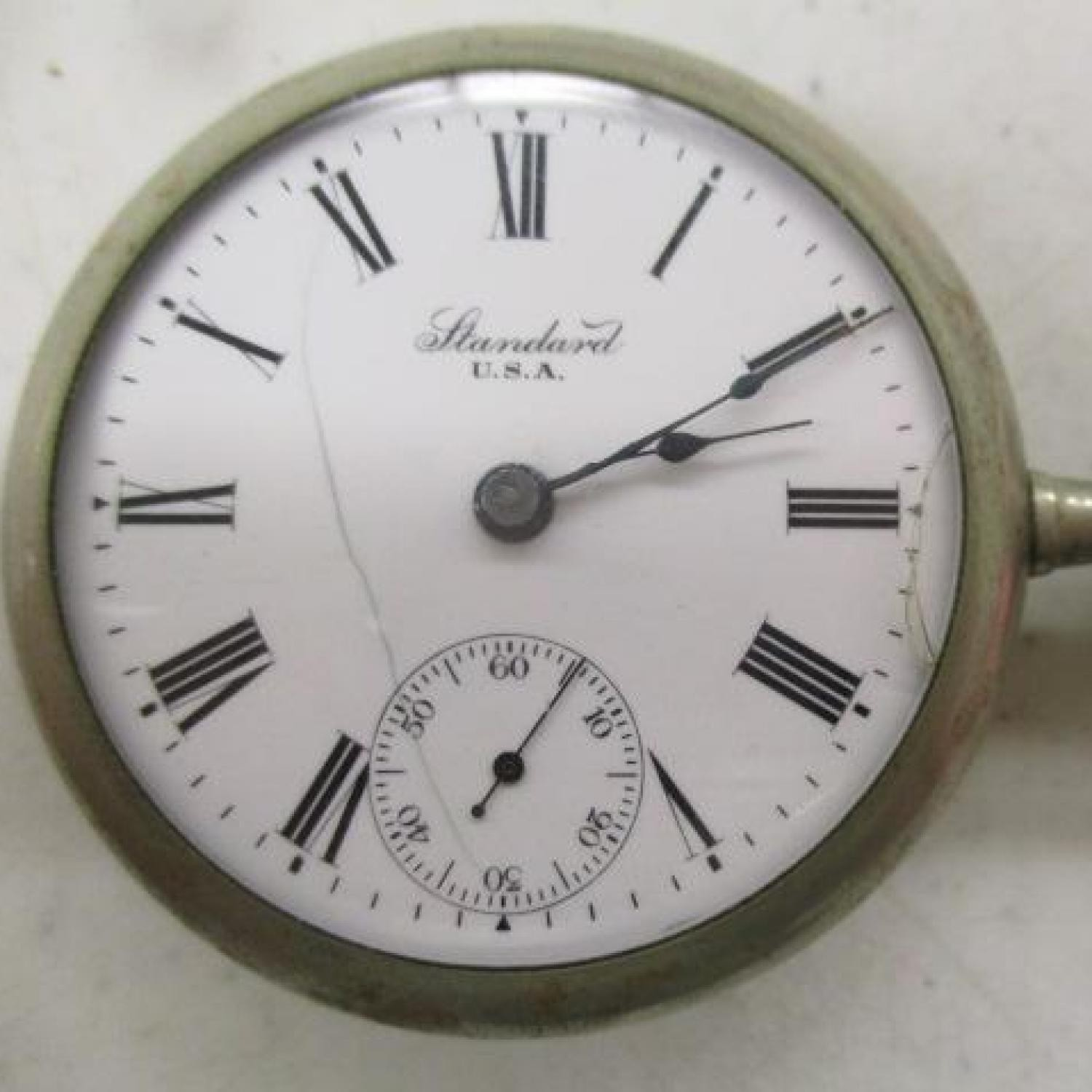 Image of New York Standard Watch Co.  #5163373 Dial