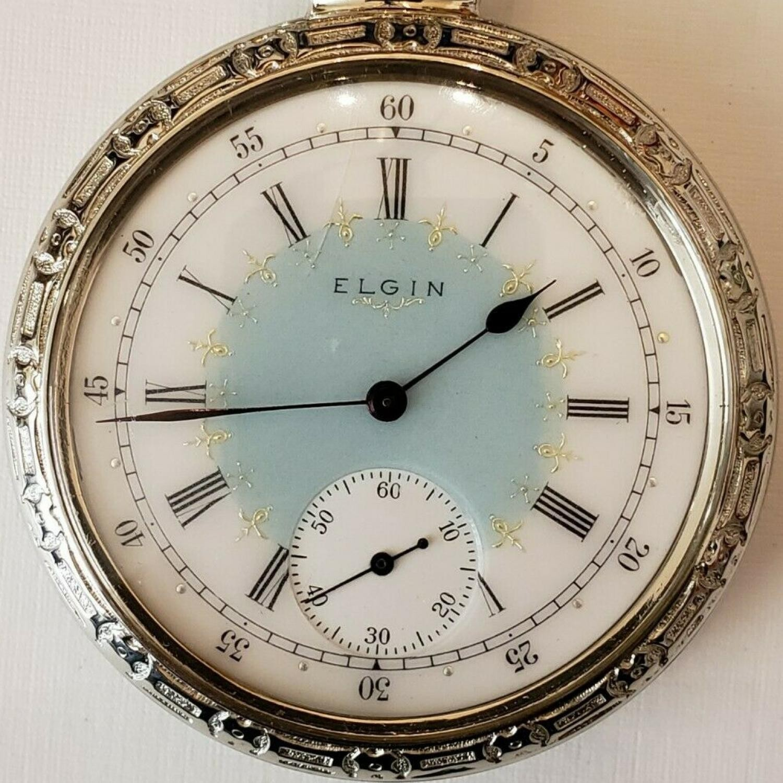 Image of Elgin 270 #11824454 Dial