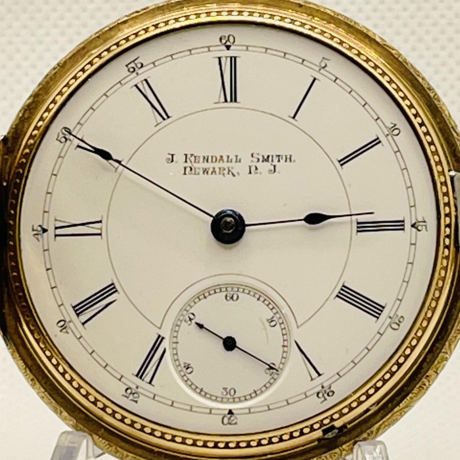 Image of Aurora Watch Co.  #46258 Dial