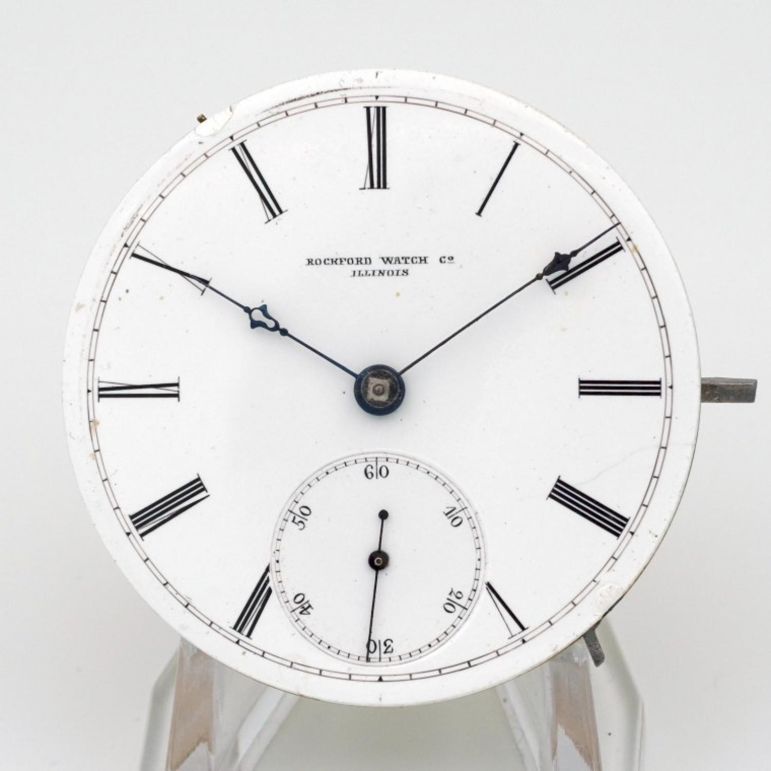 Image of Rockford 11 Jewels #7238 Dial