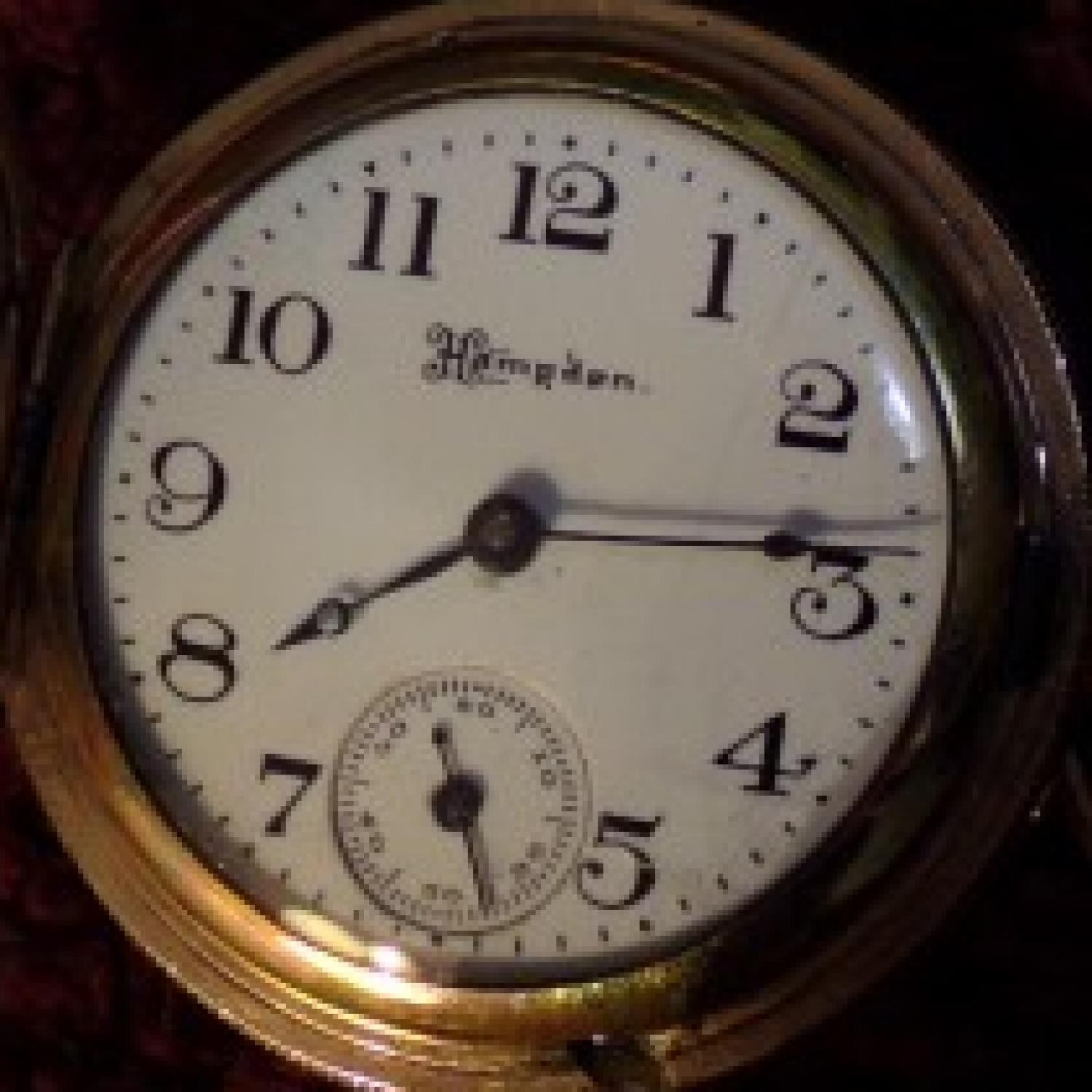 Image of Hampden Molly Stark #2943005 Dial
