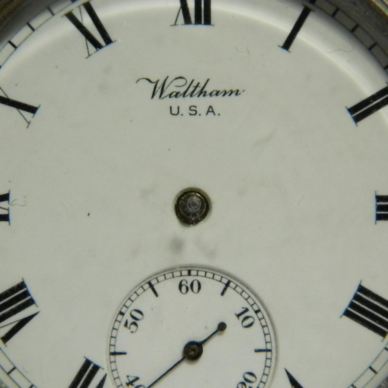 Image of Waltham Traveler #18996245 Dial