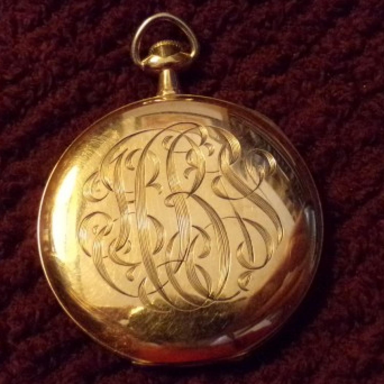 Image of E. Howard Watch Co. (Keystone) Series 7 #1147773 Case