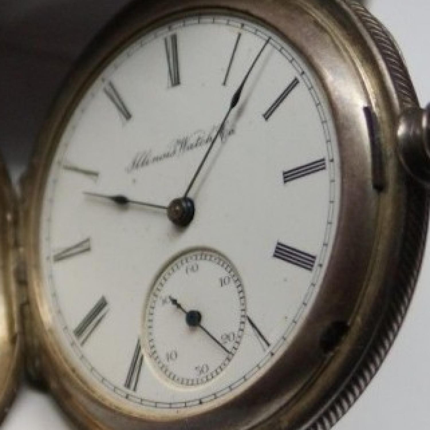 Image of Illinois 110 #1272691 Dial