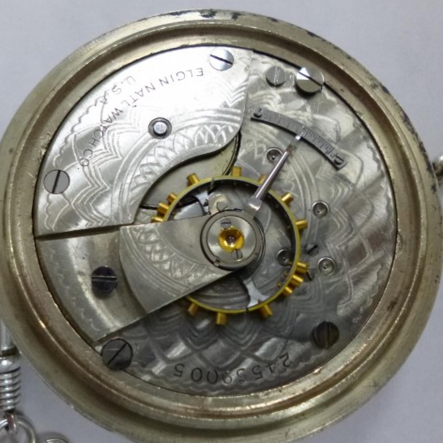 Image of Elgin 288 #24559005 Movement