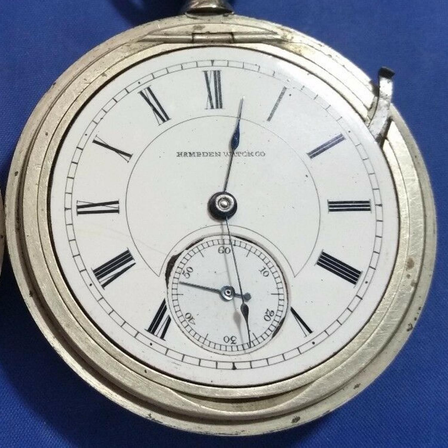 Image of Hampden Unknown #305212 Dial