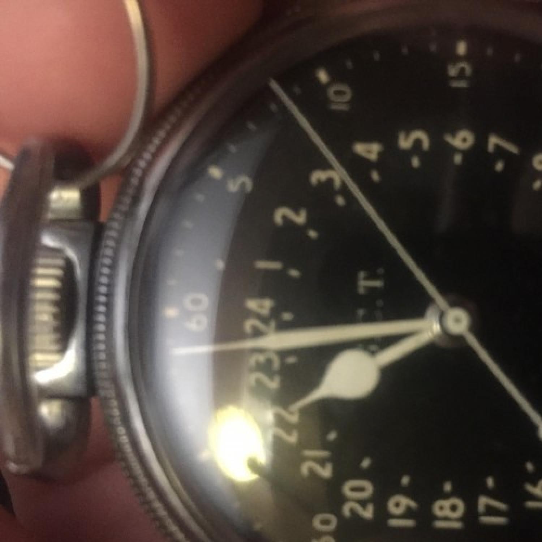 Image of Hamilton 4992B #4C4106 Dial