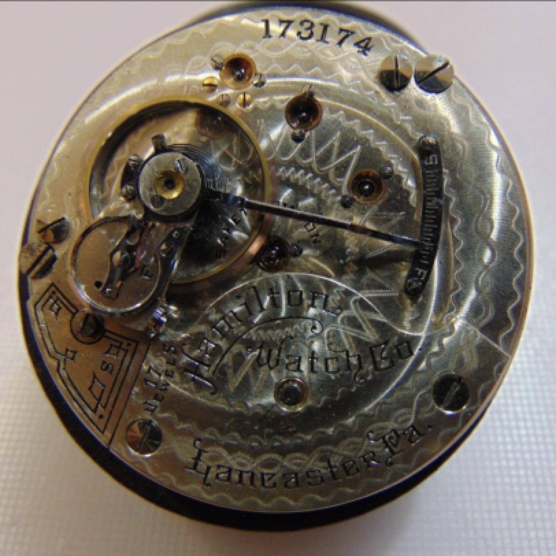 Image of Hamilton 925 #173174 Movement