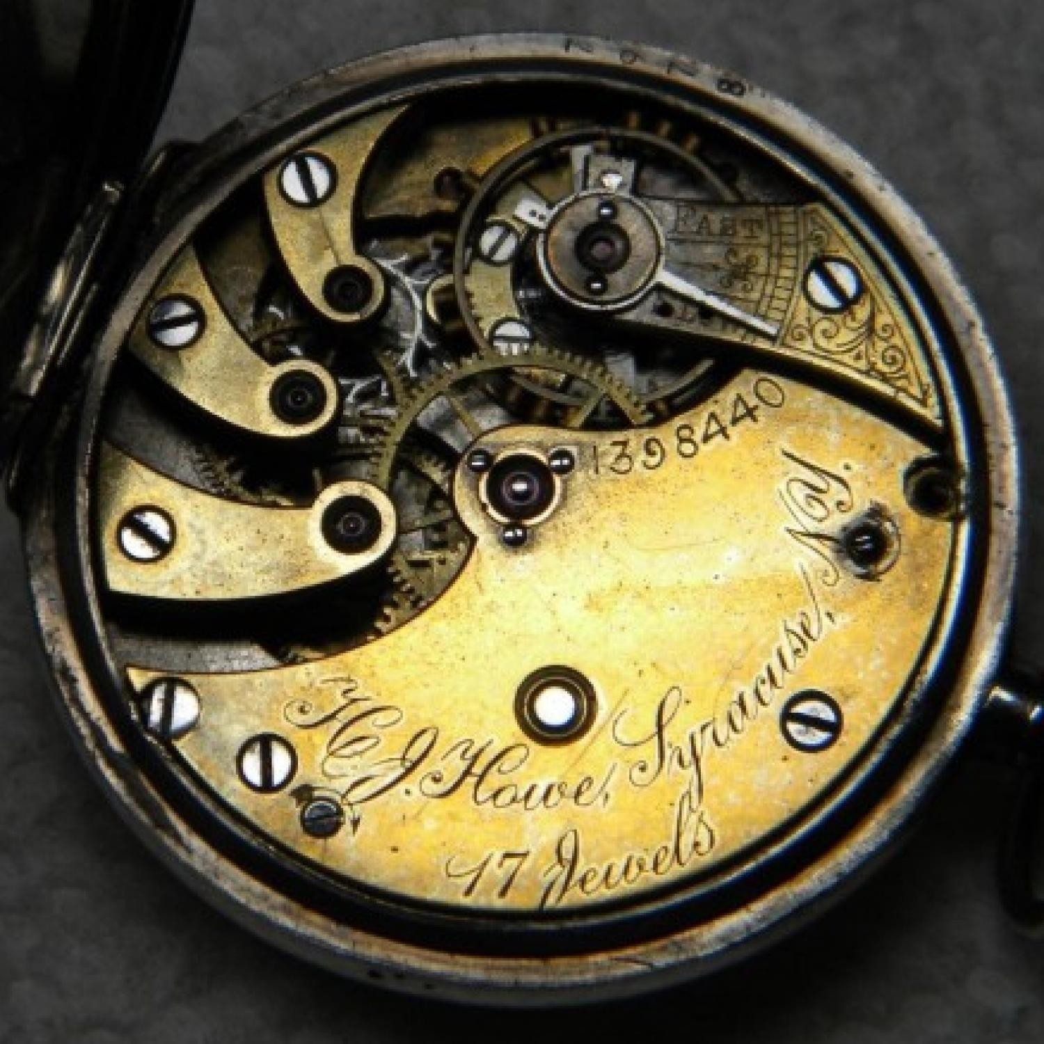 Image of Longines 13.67 #1398440 Movement