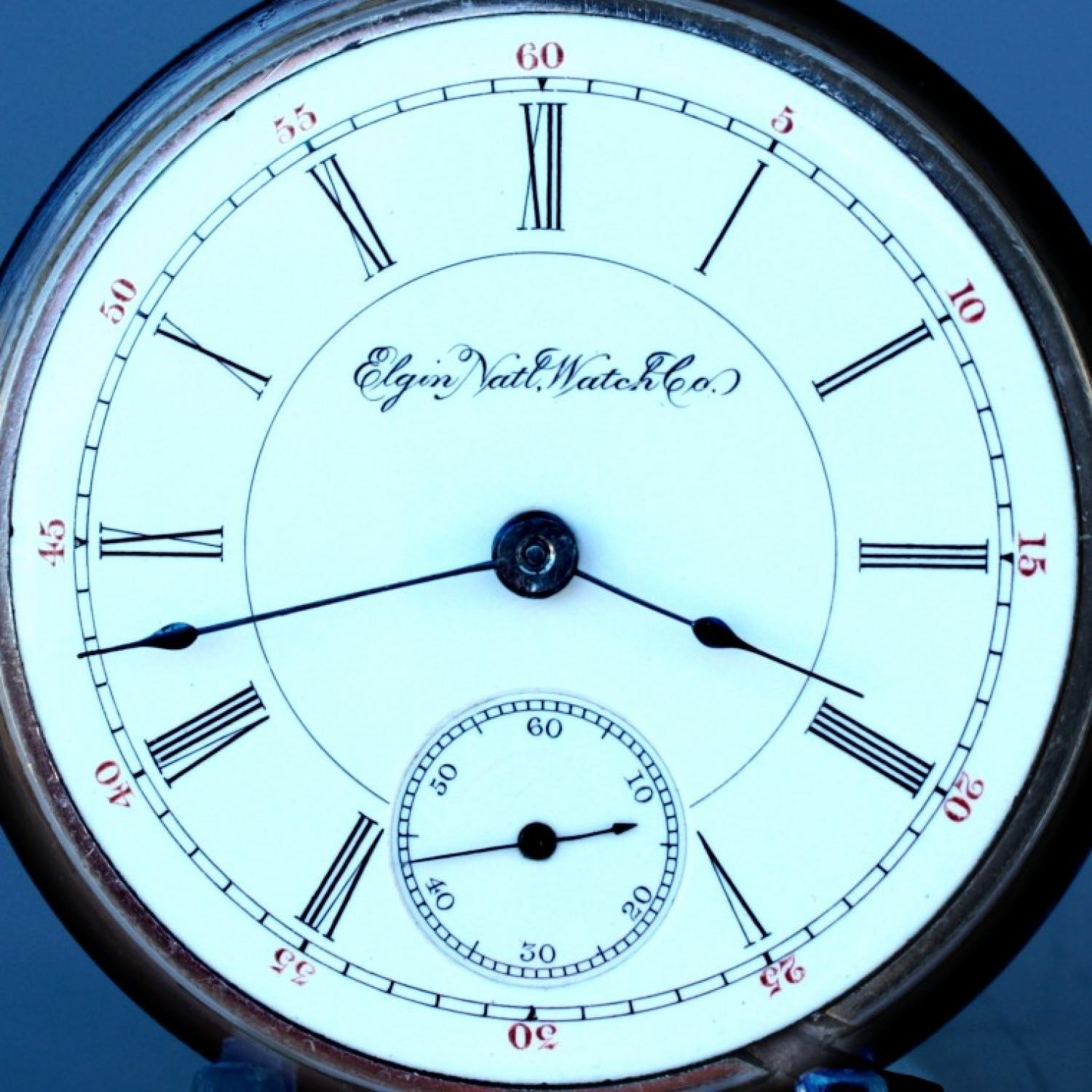 Image of Elgin 126 #4935844 Dial