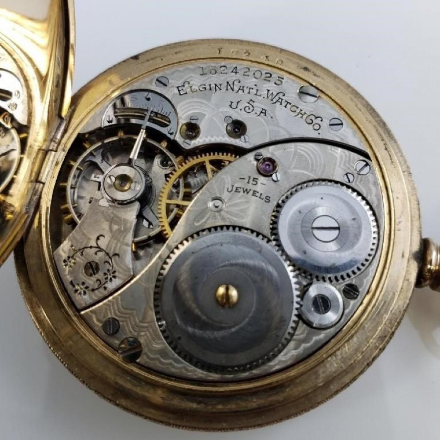 Image of Elgin 314 #16242025 Movement