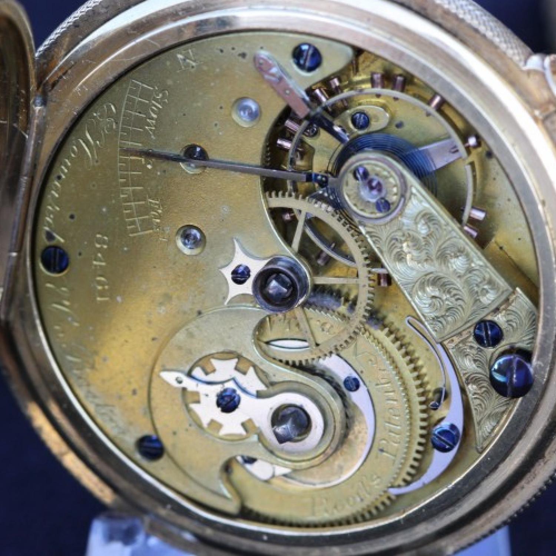 Image of E. Howard & Co. Series III #8461 Movement
