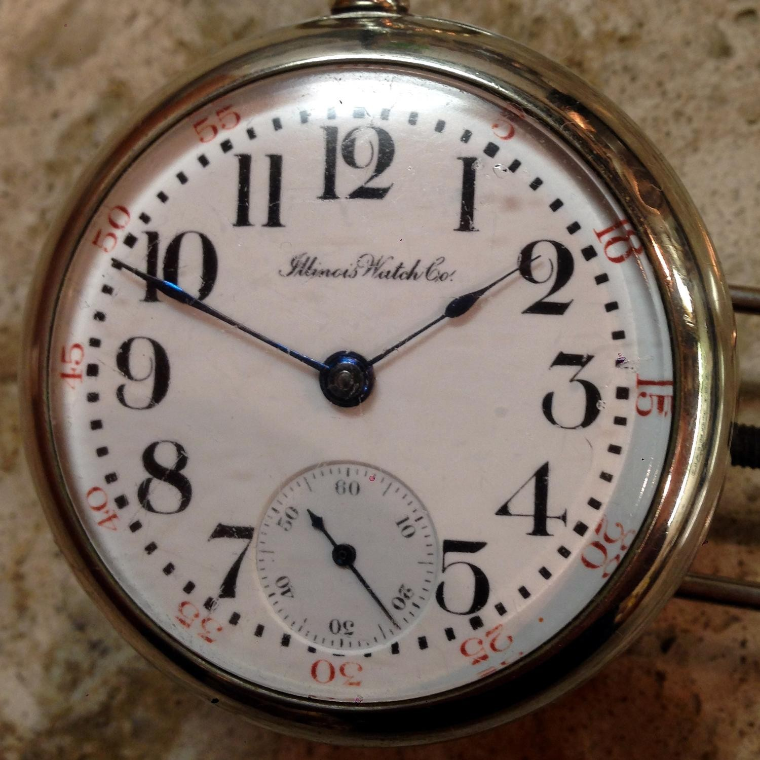 Image of Illinois 69 #2601491 Dial